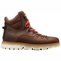 Sorel Men Atlis Axe Waterproof Tobacco Black